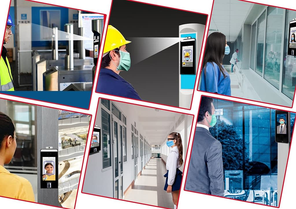 Automatic Temperature & Attendance Monitoring With Mask & Face Recognition