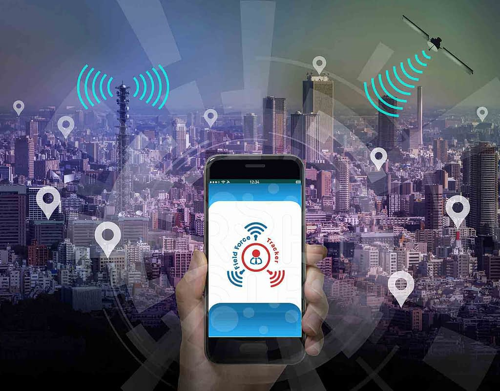 Field Force Management Software, Field Force Tracking Software, Field Force Attendance Management, CATS Mobile App, RS Field Force Tracker